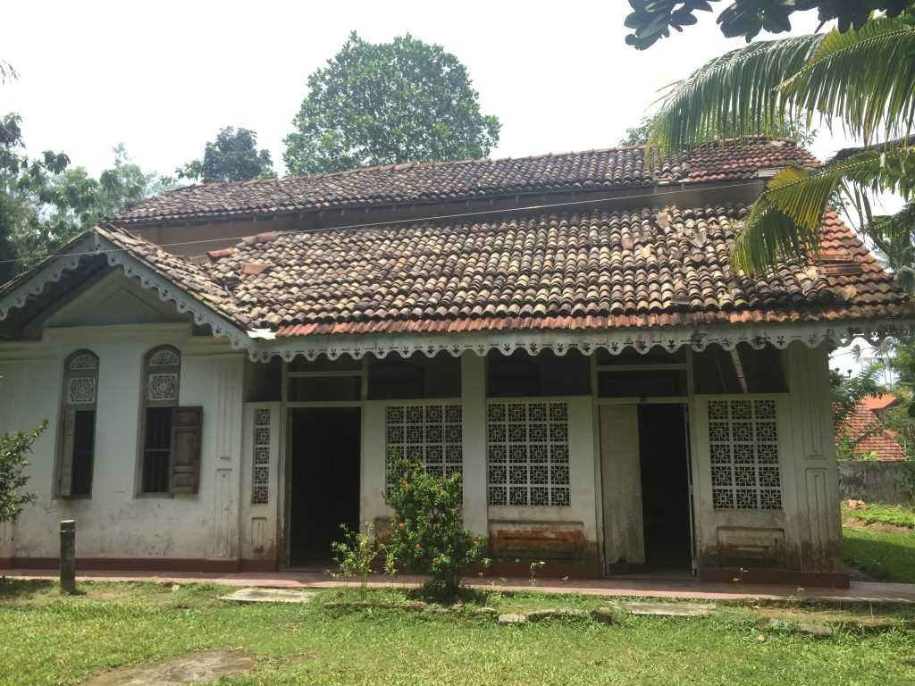 The First 3 Months Kalukanda House